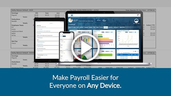 Kronos Workforce Ready Payroll Video Screenshot