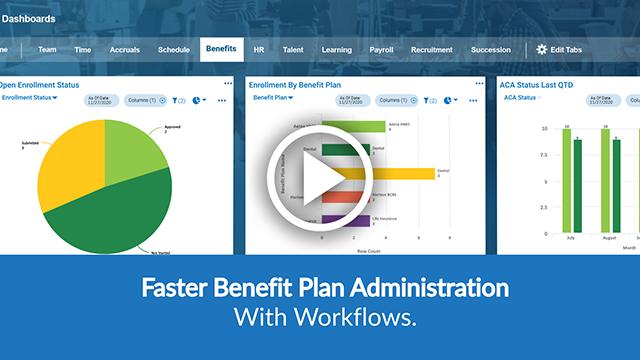 Kronos Workforce Ready Employee Benefits Video Screenshot